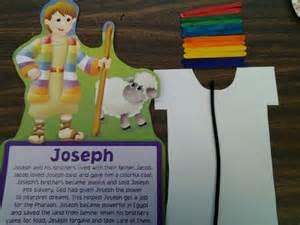 Sunday School Joseph Coat of Many Colors