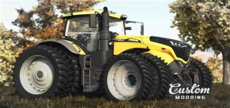 fs challenger  vario tractor  farming