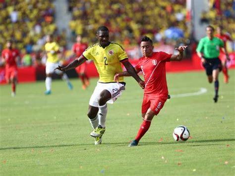 International match match colombia vs peru 16.11.2019. Perú vs Colombia ¿A qué hora se juega el partido y qué canal lo transmite en territorio ...