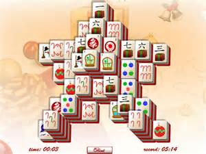 download christmas star mahjong free games