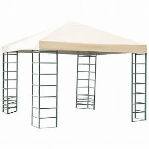 Wand Pavillon Wasserdicht : stabiler pavillon rimini 3x3 meter stahlgestell dach ~ Articles-book.com Haus und Dekorationen