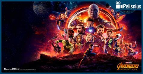 ver avengers infinity war   latino hd pelisplus