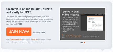 Resume Creator Application by 25 Free Html Resume Templates For Your Successful