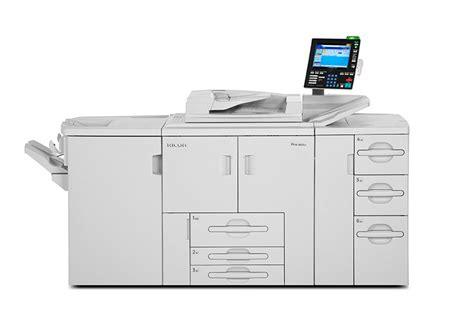 Ricoh Pro 907EX - Ricoh copiers Chicago - Black and white