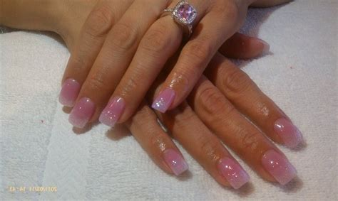 deco ongle gel paillette