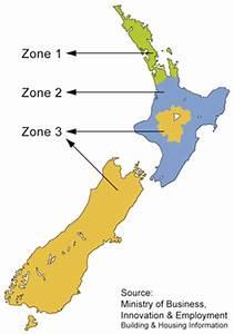 NZ Climate Zones - Warmfloor Underfloor Heating