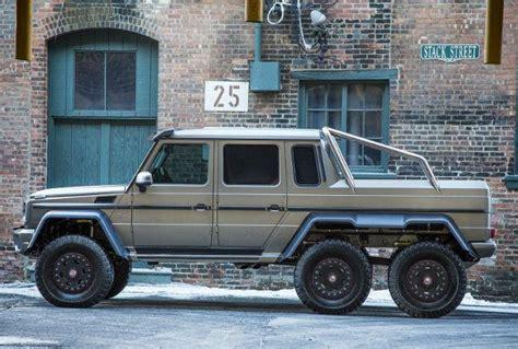 Find 6 wheel pickup truck at the best price. Mercedes Benz G63 AMG 6×6 Shoot   GARNER Historic District ...