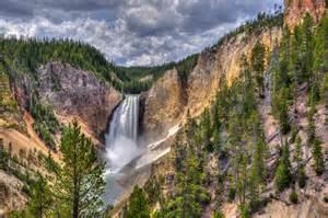 Yellowstone Grand Canyon National Park