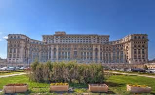 Parliament Palace Bucharest Romania
