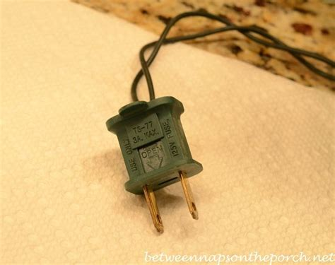 christmas tree light problems how to find blown bulb how to repair or fix a blown fuse on your tree lights tree