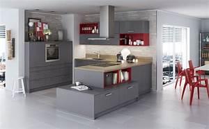 Küche U Form Mit Theke : k chen in u form bilder beispiele vor und nachteile ~ Michelbontemps.com Haus und Dekorationen
