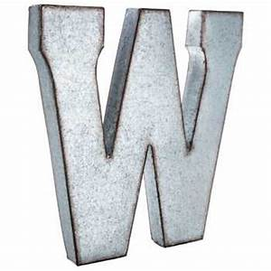galvanized metal letter wall decor w hobby lobby 906412 With large wall letters hobby lobby