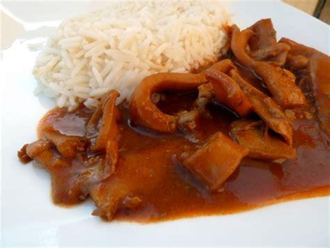 seiche cuisine recette calamar en sauce cuisinez calamar en sauce