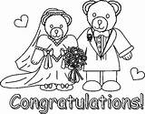 Coloring Groom Bride Anniversary 50th Colouring Printable Sheets Relationship Coloringpages101 Getcolorings sketch template