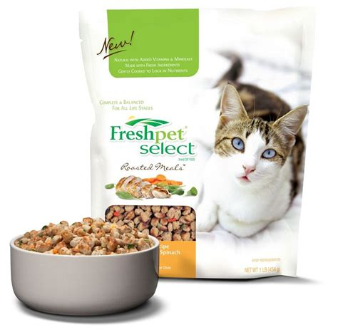 Product Review Freshpet Select  Fresh, Refrigerated Cat Food
