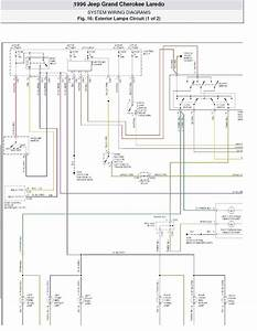 2000 Jeep Grand Cherokee Laredo Wiring Diagram
