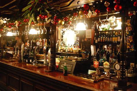 audley pub  christmas dinner photo