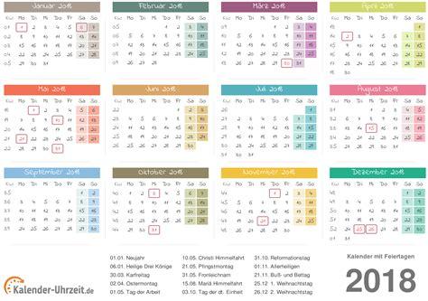 kalender  mit feiertagen