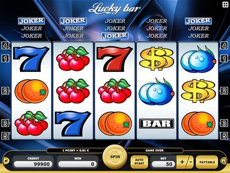 Spielautomat Lucky Bar Kostenlos Online  Jetzt Spielen