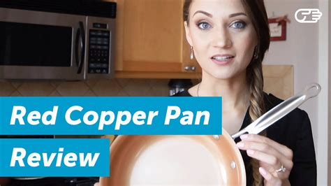 red copper pan review highya youtube