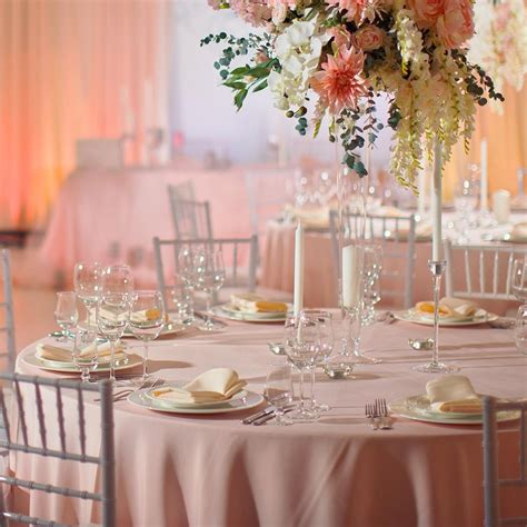 Choosing the Right Tablecloth Size for Your Table CV Linens