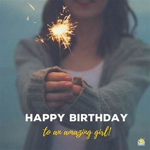 174 Cute Birthday Messages | Happy Birthday to my Girlfriend