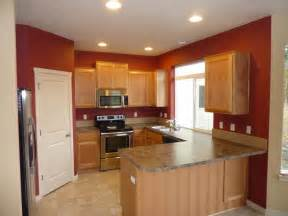 kitchen interior paint brown paint color for kitchen accent wall interior design ideas