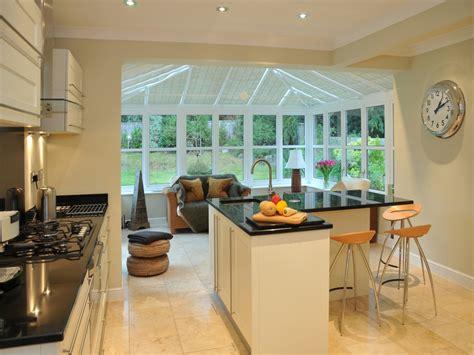 Kitchen House St Louis by Vinyl Garden Window Kitchen Conservatory Extension