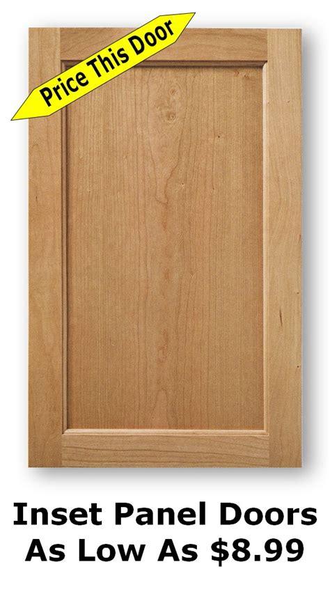 unfinished shaker cabinet doors