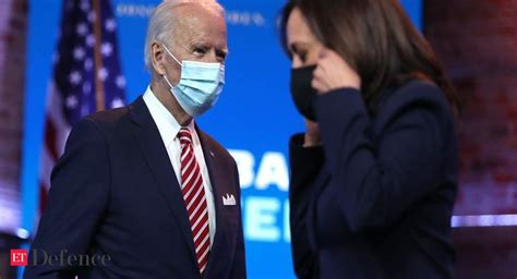 Joe Biden and Kamala Harris receive briefing from national ...