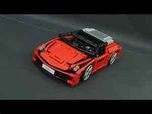 Lego Technic Ferrari : lego technic ferrari 458 youtube ~ Maxctalentgroup.com Avis de Voitures