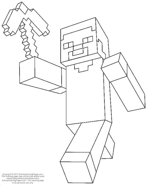 minecraft coloring pages  psd png