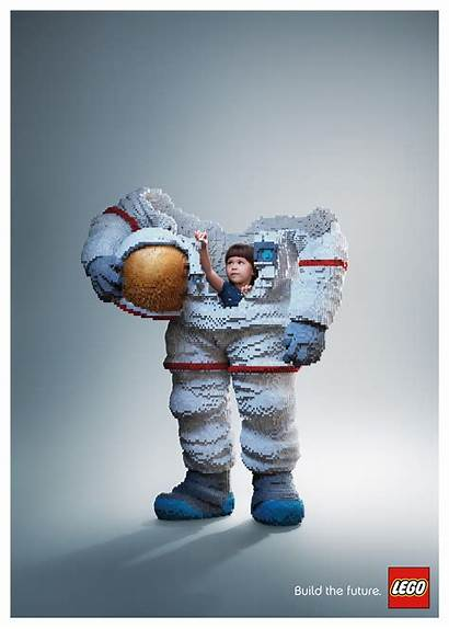 Ads Direction Production Creative Lego Campaign Advertising
