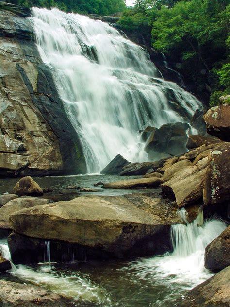 Rainbow Falls Wnc Waterfalls