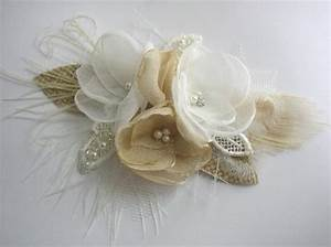 Rustic Hair Accessories Rustic Wedding Hair Piece