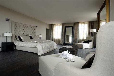 peinture chambre parent chambre avec parquet en bois noir bérengère leroy photo n 48