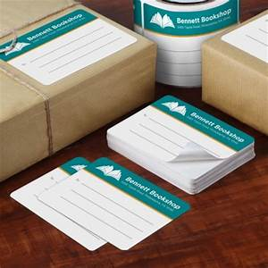 shipping and mailing labels custom shapes and sizes With custom shipping tags