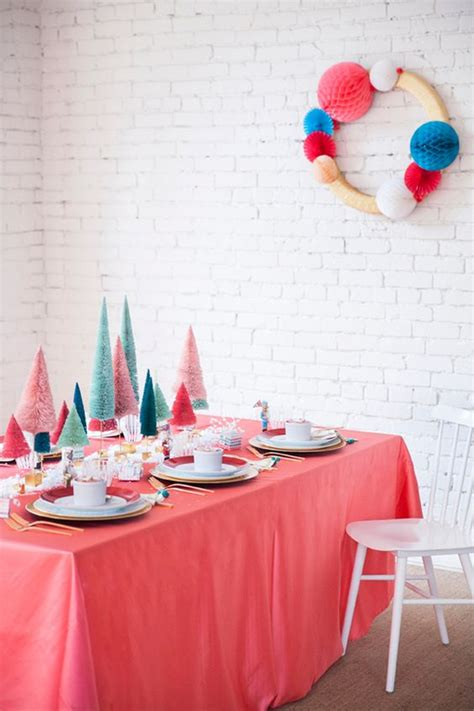 arreglos navidenos en comedores   como organizar