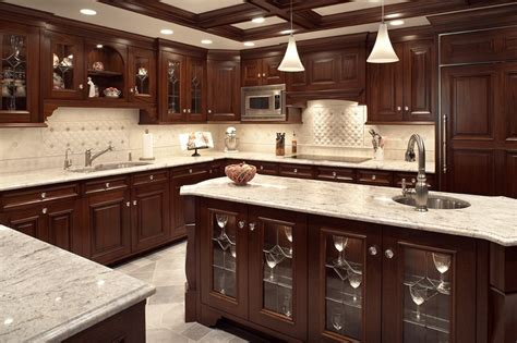 dark kitchen cabinets with light countertops kitchen remodel project ideas and gallery