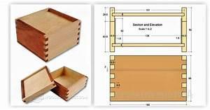 Finger Joint Box Plans • WoodArchivist