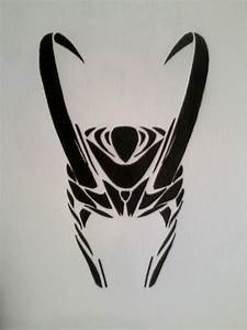Loki's Helmet by ElvishLoki on DeviantArt