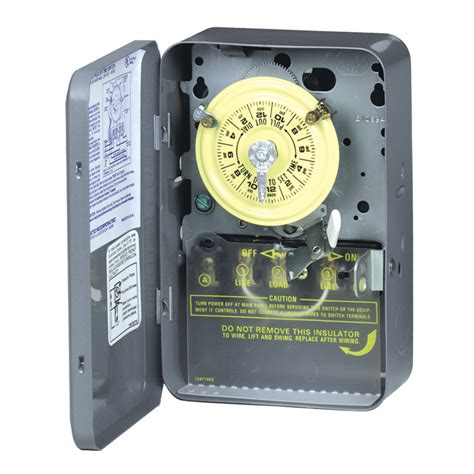 light switch timer lowes shop intermatic electric water heater timer at lowes com