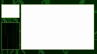 Twitch Overlay Circuits Background