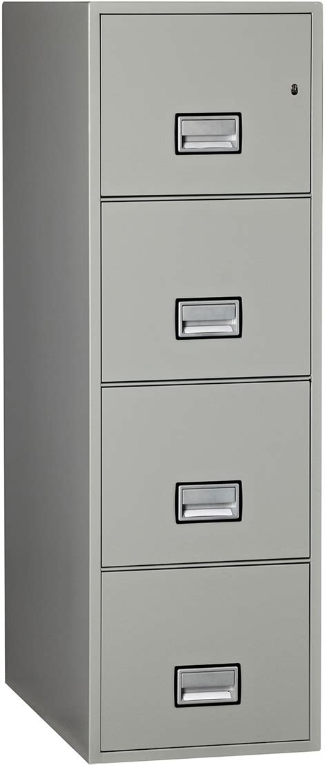 Used Fireproof File Cabinets Atlanta by Amazoncom Vertical 25 Inch 4drawer Fireproof