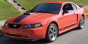 2004 Ford Mustang Mach 1 Specifications