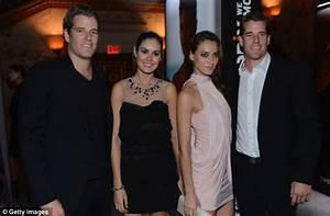Seeing double: Winklevoss twins dating almost identical ...