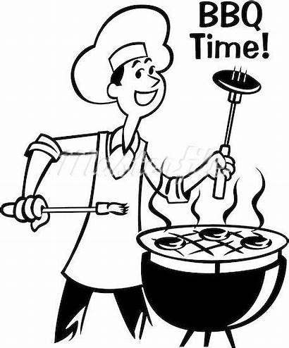 Bbq Cartoon Meat Sauce Smoking Marinade Guys