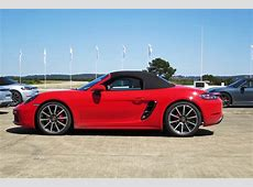 First Drive 2017 Porsche 718 Boxster Page 2 of 4
