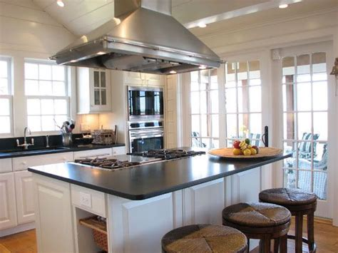 kitchen islands with stove best 25 island stove ideas on island cooktop