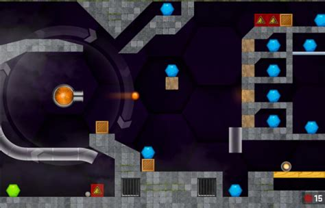 hexasmash  physics ball shooter puzzle apk android
